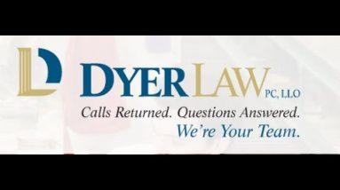 Car Accident Injury Lawyer La Vista NE Call 888 Dyer Law