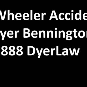 18 Wheeler Accident Lawyer Bennington NE Call 888 DyerLaw