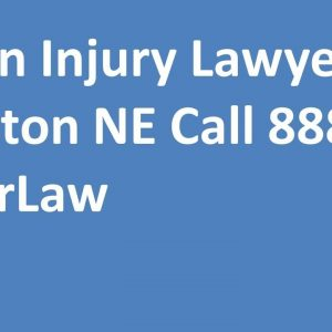 Brain Injury Lawyer Ralston NE Call 888 DyerLaw
