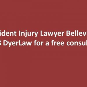 Car Accident Injury Lawyer Bellevue NE Call 888 DyerLaw