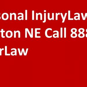 Personal Injury Lawyer Gretna NE Call 888 DyerLaw