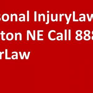 Personal Injury Lawyer Gretna NE Call 888 DyerLaw