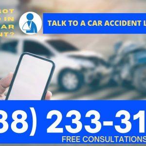 New York NY Car Accident Lawyers Near You - FREE Consultation